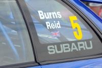 2001 Subaru Impreza WRX Series