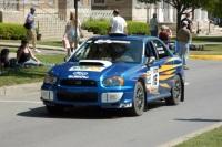 2003 Subaru Impreza WRX STi image.