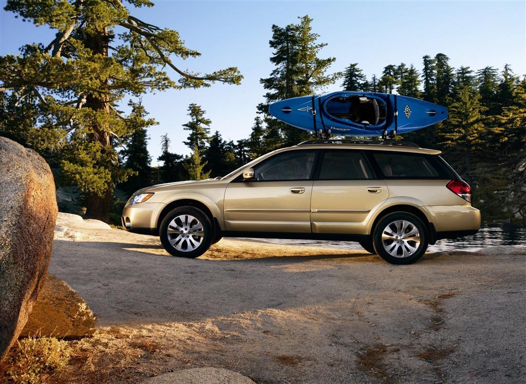 Lifted Outback Sport >> 2009 Subaru Outback - conceptcarz.com