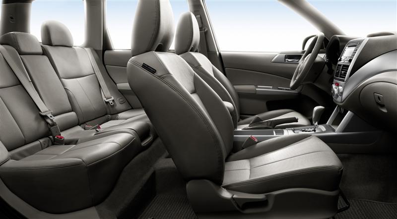 2010 Subaru Forester Image
