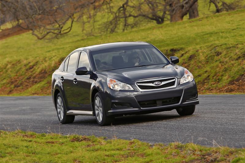 2010 Subaru Legacy Image