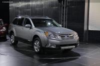 2010 Subaru Outback image.