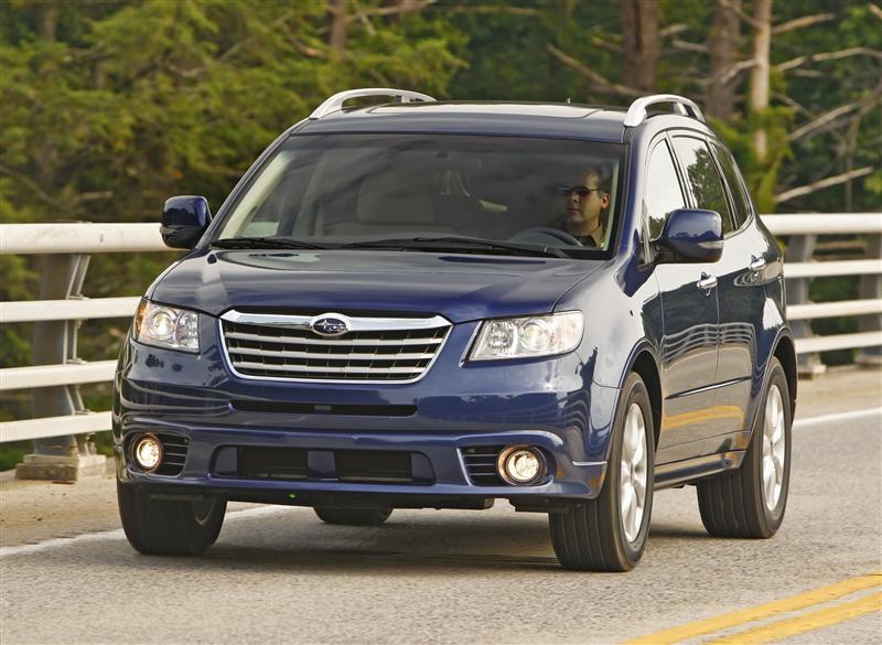 2010 Subaru Tribeca Image