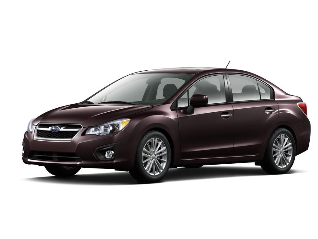 2012 Subaru Impreza Image