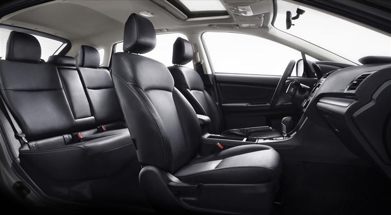 2017 Subaru Impreza thumbnail image
