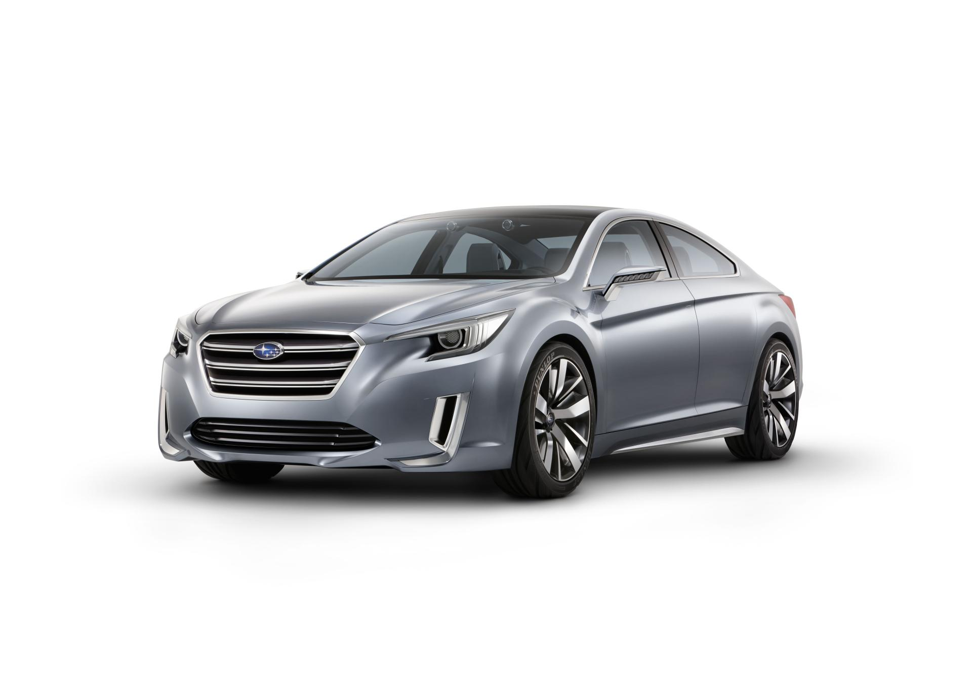 2015 subaru legacy concept pictures news research pricing. Black Bedroom Furniture Sets. Home Design Ideas