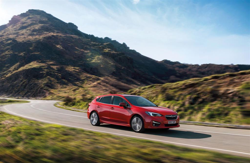 Subaru Impreza EU pictures and wallpaper