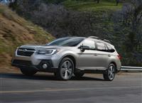 2018 Subaru Outback image.