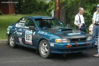 1996 Subaru Impreza image.