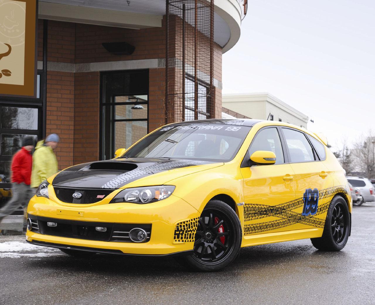 2009 subaru impreza wrx sti pastrana edition conceptcarz vanachro Choice Image