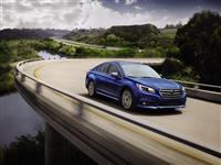 Subaru Legacy Monthly Sales