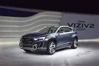 Subaru VIZIV-2 Concept