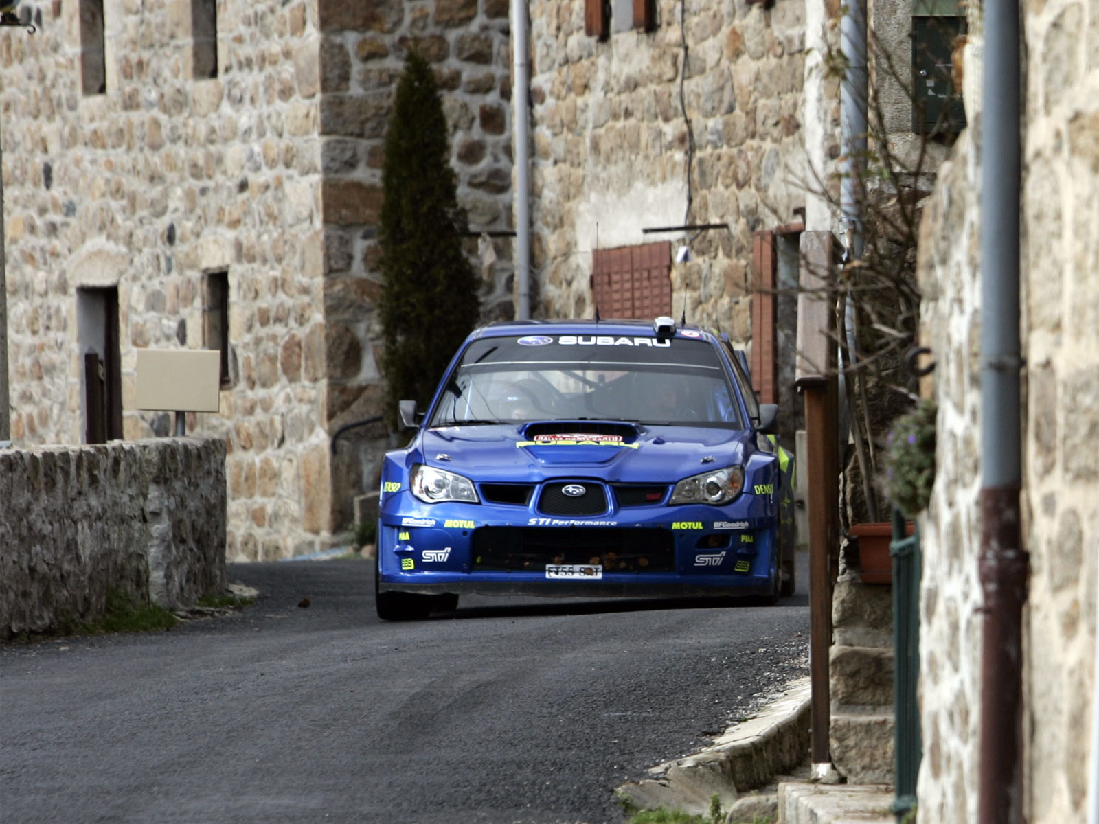 2007 Subaru Impreza Wrc2006 Image