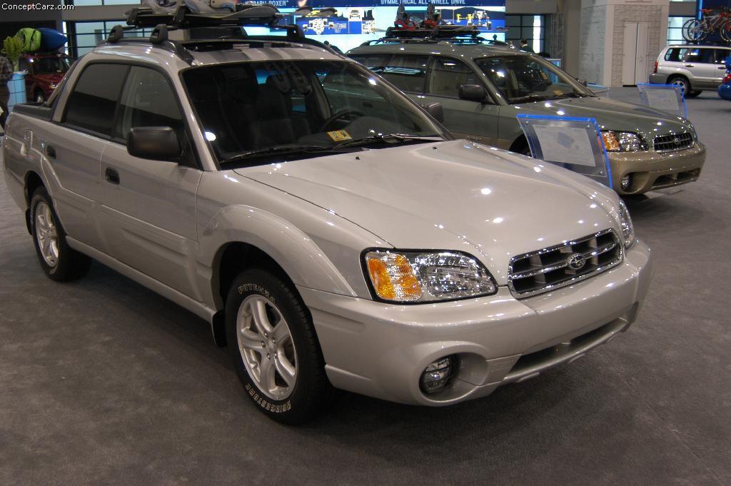 2004 Subaru Baja Image