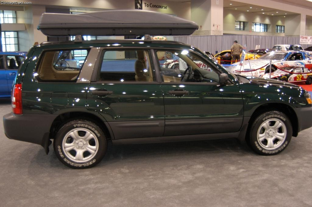 2004 Subaru Forester - conceptcarz.com