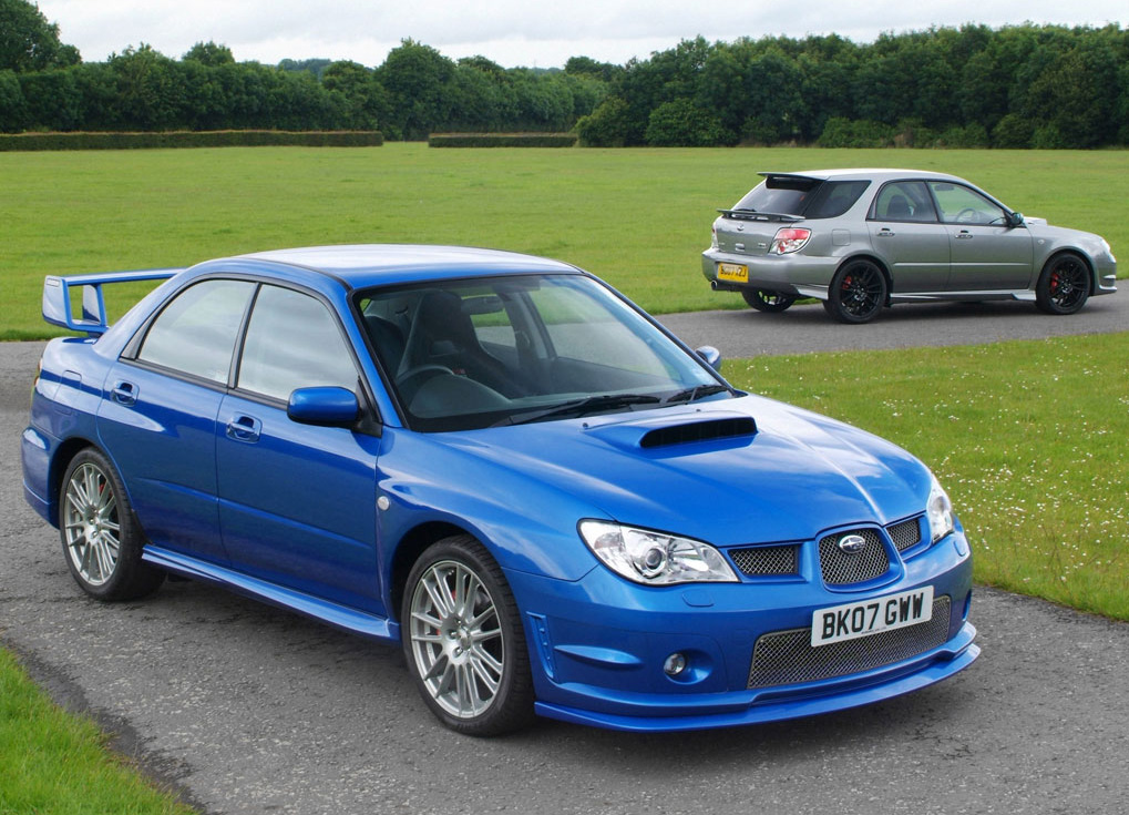 2007 subaru impreza wrx gb270. Black Bedroom Furniture Sets. Home Design Ideas