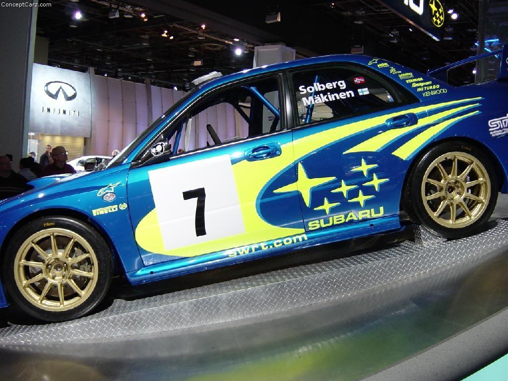 Wrx Sti Rally >> 2003 Subaru Impreza WRC Image. http://www.conceptcarz.com/images/Subaru/subaru_impreza_rally ...
