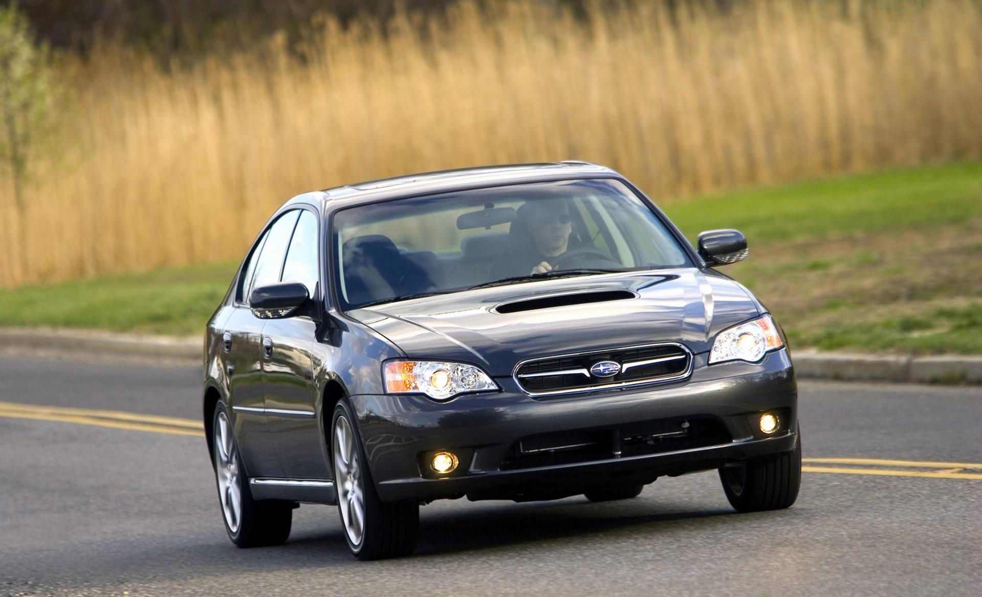 Legacy Auto Sales >> 2007 Subaru Legacy - conceptcarz.com