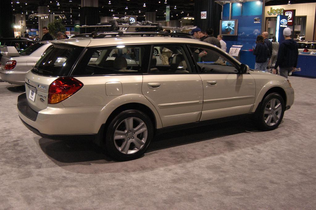 2005 Subaru Outback Image