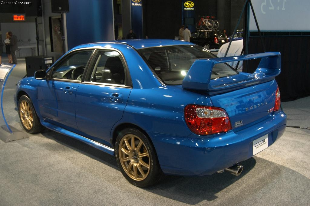 2003 subaru impreza wrx sti image. Black Bedroom Furniture Sets. Home Design Ideas