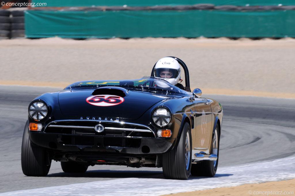 Hollywood Sports Cars Sunbeam Tiger