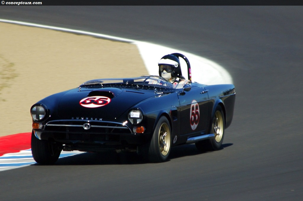 Hollywood Sports Cars Sunbeam Tiger