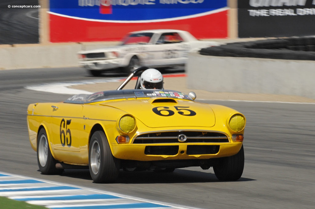 Sunbeam Tiger MK1 pictures and wallpaper