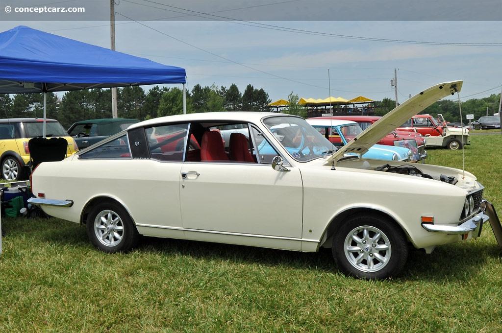 1969 Sunbeam Alpine GT Conceptcarzcom