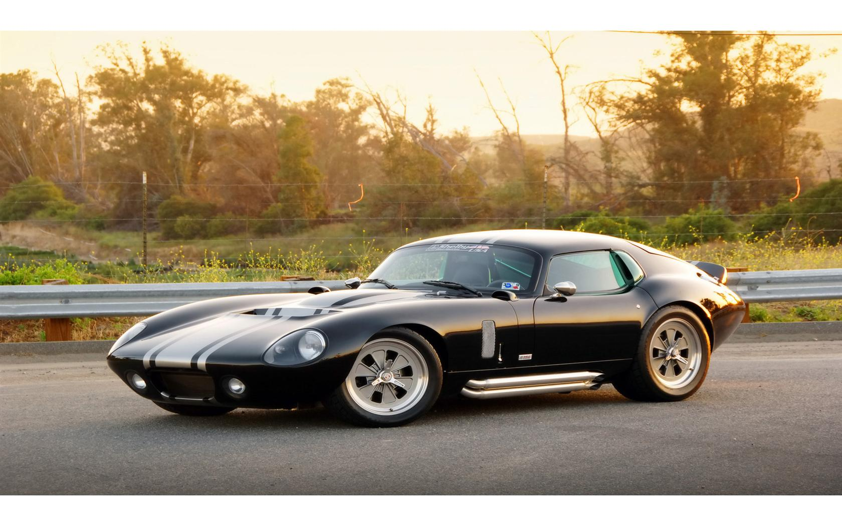 Mustang Concept >> 2009 Superformance Shelby Daytona Cobra Coupe Image