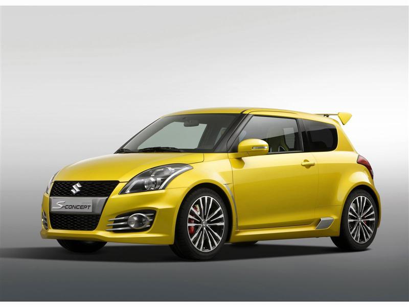 2011 Suzuki Swift S-Concept Image