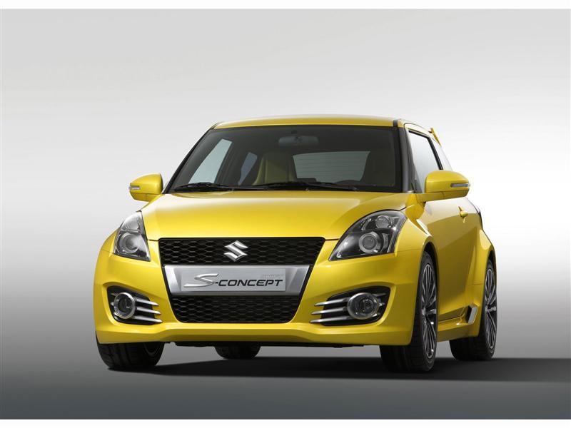 2011 Suzuki Swift S-Concept