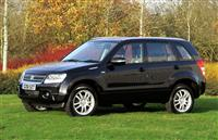 2012 Suzuki Grand Vitara SZ-T Special Edition image.