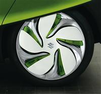 2012 Suzuki G70 Concept image.