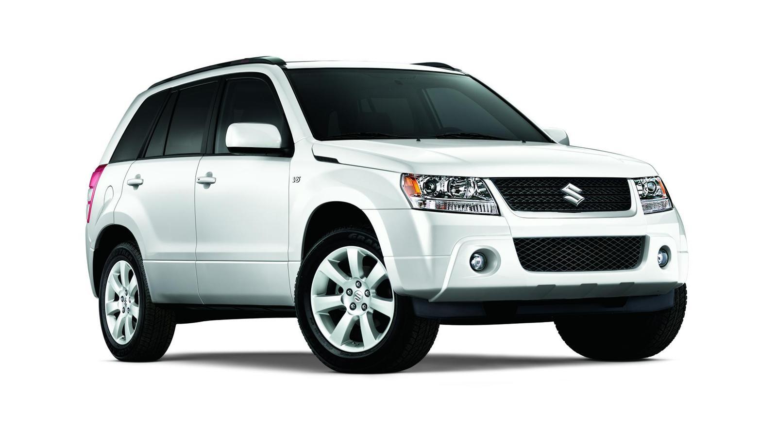Suzuki grand vitara or similar automatic