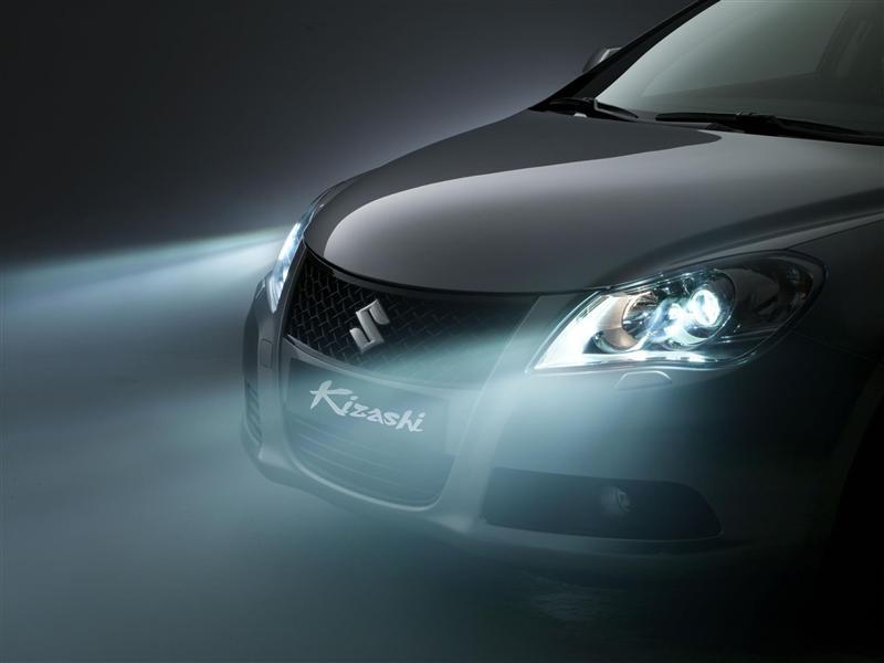 2012 Suzuki Kizashi Image