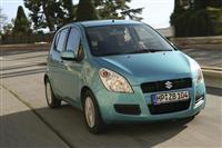 2012 Suzuki Splash image.