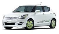 2012 Suzuki Swift EV Hybrid image.