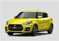 2017 Suzuki Swift Sport image.
