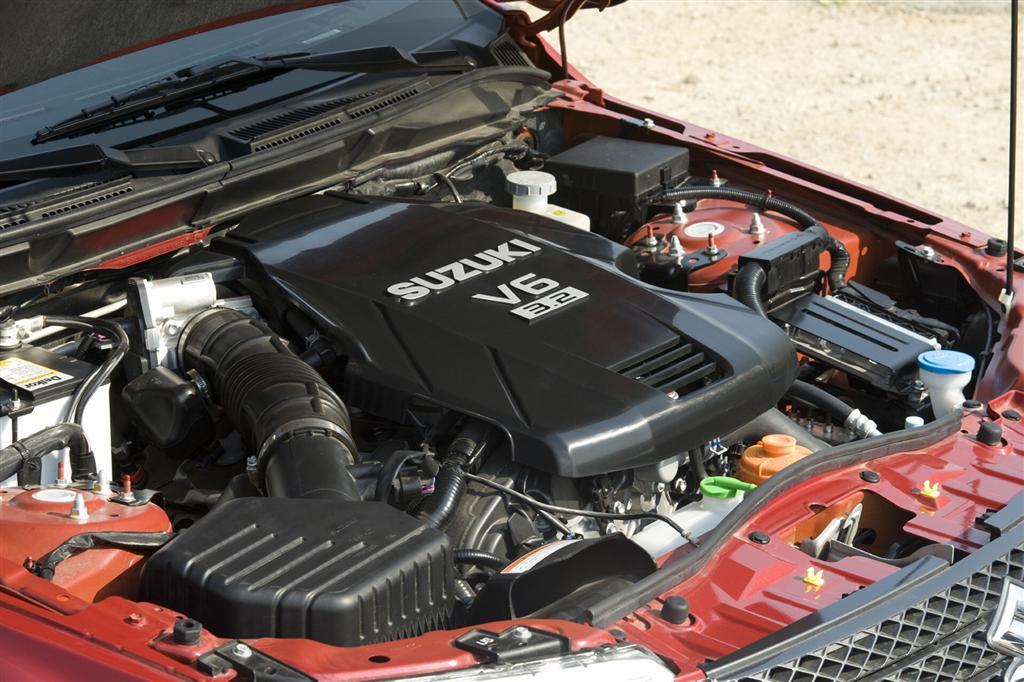 2009 Suzuki Grand Vitara - conceptcarz.com
