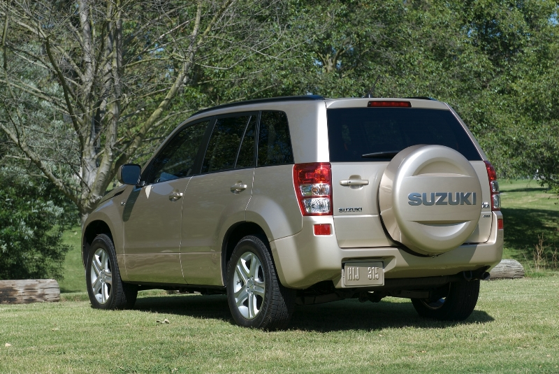 2008 Suzuki Grand Vitara Image