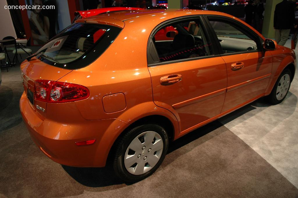 2006 Suzuki Reno Image