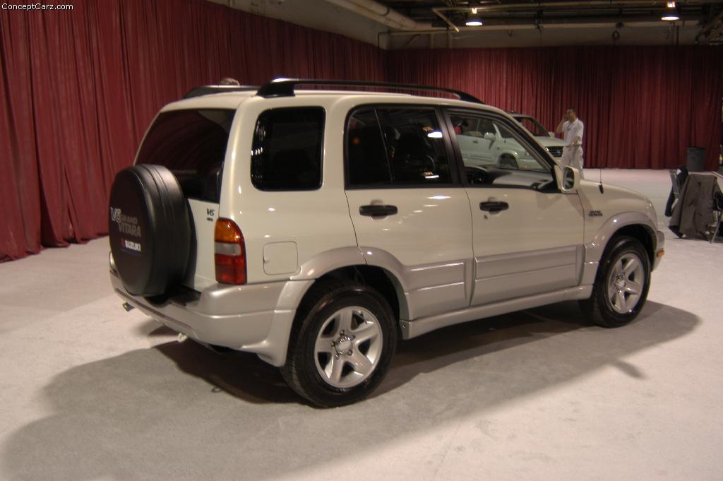2003 Suzuki Grand Vitara Images. Photo suzuki_grand_vitara ...