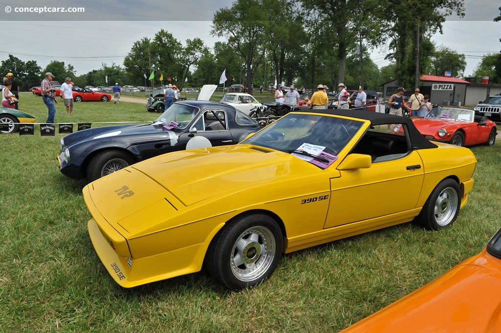 1985 Tvr 390se Pictures History Value Research News