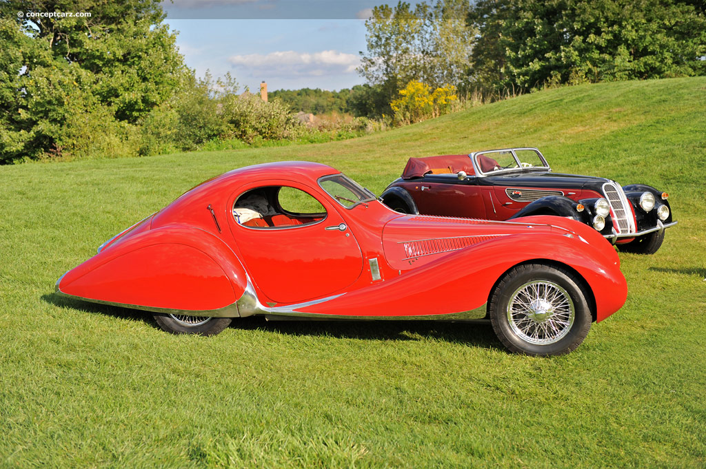 Talbot-Lago T150C SS pictures and wallpaper