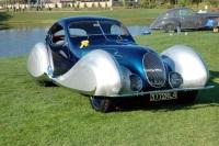 1937 Talbot-Lago T150C SS