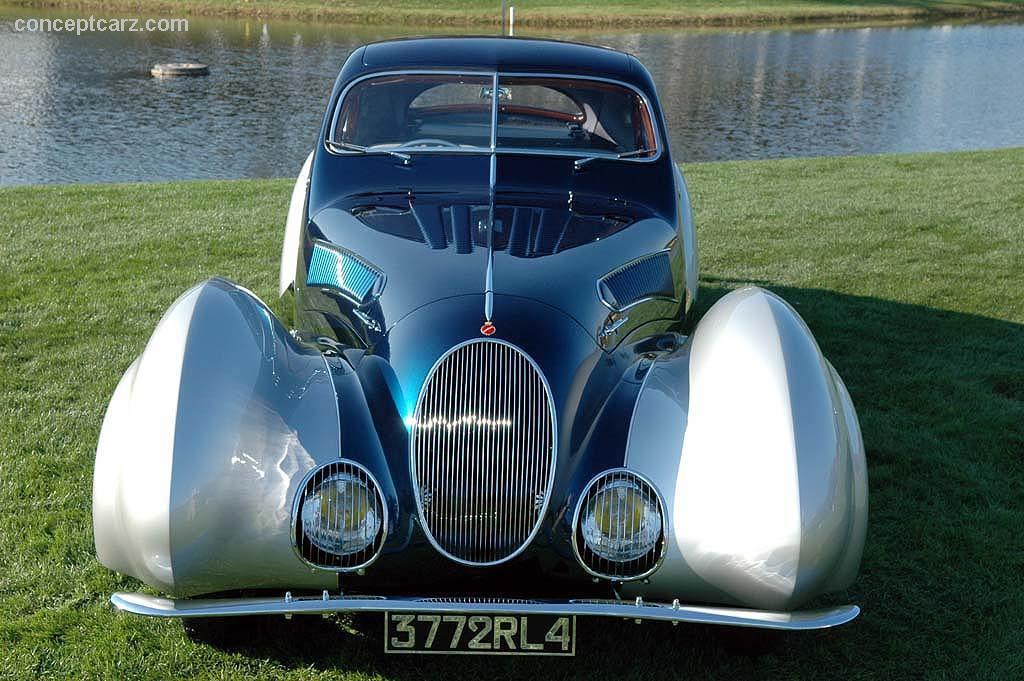 1937 Talbot-Lago T150C SS Image