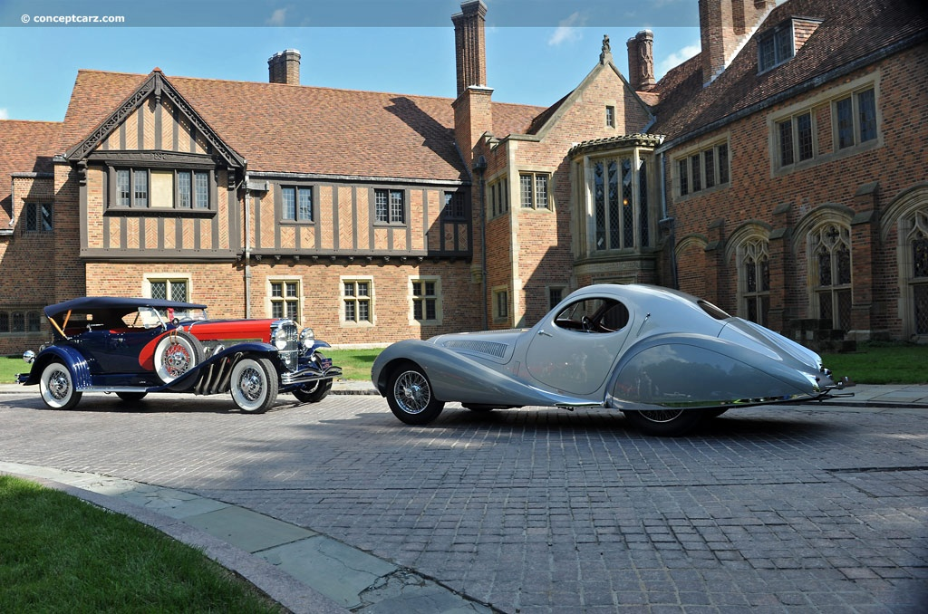 Talbot-Lago T150C pictures and wallpaper