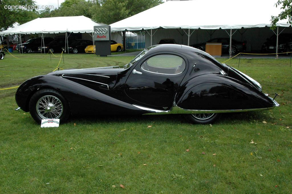 1938 Talbot-Lago T150C Image