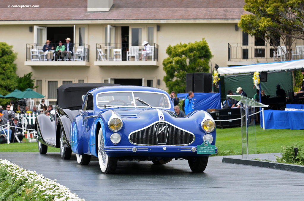 Talbot-Lago T-26 pictures and wallpaper