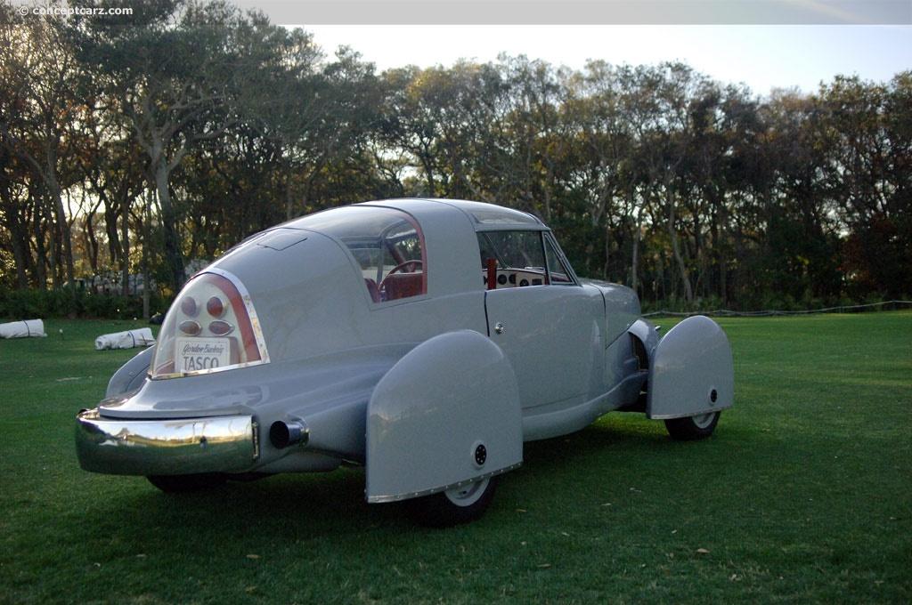 1948 Tasco Prototype Conceptcarz Com